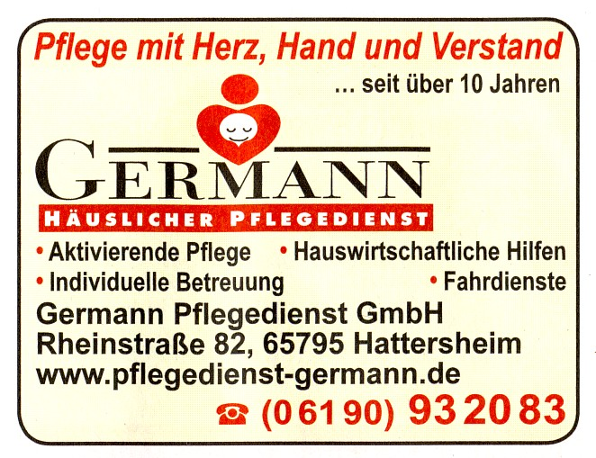 Germann Pflegedienst